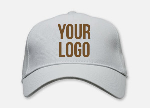 Logo Baseball Hat Embroidery