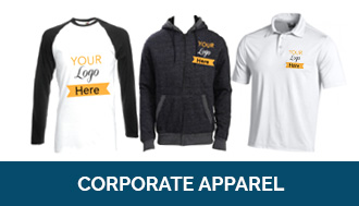 Corporate Apparel, Embroidery, Silk-screening